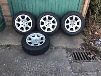 Vivaro bmw alloys wheels