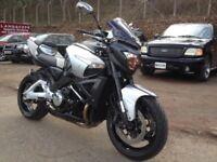 Suzuki B-King for sale, full mot with no advisories..