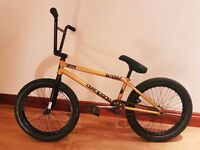 PROFESSIONAL CUSTOM BMX FOR SALE