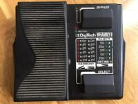 DIGITECH WHAMMY II PITCH SHIFTER