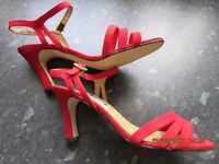 NEW Roland Cartier RED Sandals