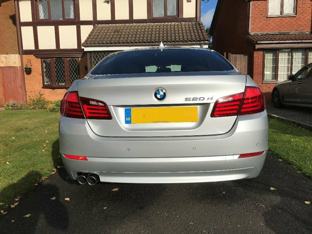 BMW 520ED Mint Condition, Full BMWSH, Professional Nav, Adaptive Headlights  & Much more | in Walsall, West Midlands | Gumtree