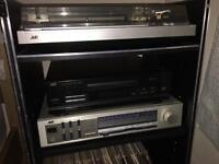 JVC auto return /player/ stereo system-selling asap
