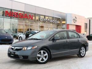 2009 Honda Civic Sport Low Mileage, Local Trade!
