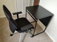 Office Desk and Chair - SOLD