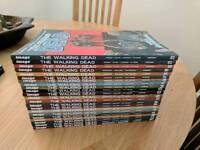 Walking Dead Comics Vol 1-22