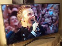Samsung 55 Inch 4K Ultra HD Nano Crystal LED Smart TV With Freeview HD (Model UE55JU6800)!!!