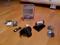 Action Cam / Helmet Camera Sony HDR-AS200VR