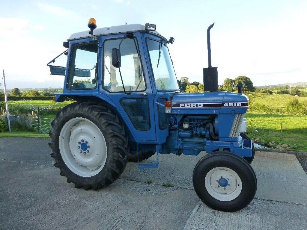 For Sale Ford 4610 1982 In Newry County Down Gumtree