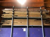 USED Timber Decking, Job Lot, Various Lengths. - Buyer to Collect. Make us an offer.
