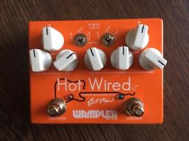 Hot Wired v2 Brent Mason Overdrive/Distortion Pedal