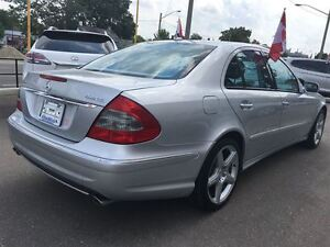 2009 Mercedes-Benz E350 4MATIC / AMG PCKG Kitchener / Waterloo Kitchener Area image 5