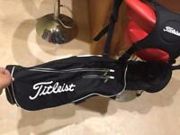 Titleist pencil carry bag £30 ono