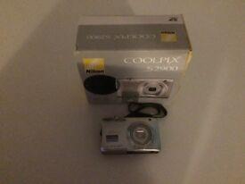 NIKON COOLPIX S2900 DIGITAL CAMERA LIKE NEW