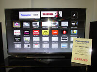 "EX DISPLAY PANASONIC VIERA 49"" FULL HD LED SMART TV"
