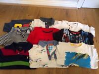 Age 3-4 t shirt bundle
