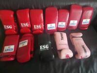 12x Pairs Boxing Gloves