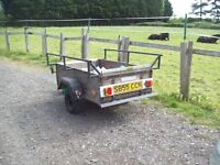 vehicle trailer 5ft x 4 ft