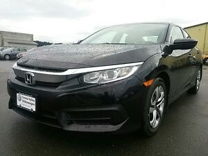 2016 Honda Civic LX 6sp
