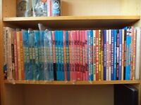 Collection of 48 Vintage Beano & Dandy Annuals