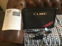 Roland Cube street Ex barely used