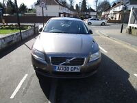 Volvo S80 2.4 Diesel **ONE OWNER FROM NEW**