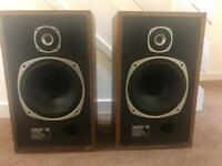 Vintage Tannoy T115 sensitive Oxford high performance speakers bargain £20