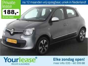 Private Lease Renault Twingo 188,- NA 12 MND VRIJ OPZEGBAAR