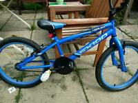 BMX bike . As new condition