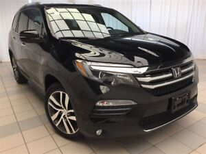 2017 Honda Pilot Touring: Top the Line, Accident Free.