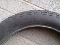 Motorcycle Front Tyre