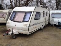 Abi GTS Vogue 416 SB 2000 4-berth