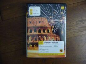 Teach Yourself Italian CD / Book Language course