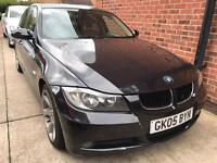 Bmw 320d automatic full cream leather