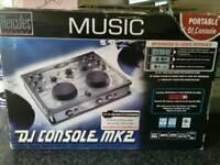 Portable D J console mk2