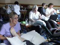 Learn Reflexology at Jubilee College - Level 5 Practitioners training - Diploma Course