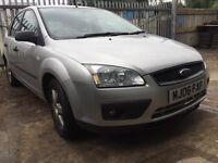 Ford Focus diesel manual silver breaking for parts / spares