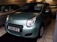 2010 SUZUKI ALTO 1.0 SZ3 5 DOOR 1 OWNER FROM NEW LOW MILEAGE **MORE CARS IN STOCK DB CAR SALES**