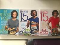 Lean in 15 Books x 3