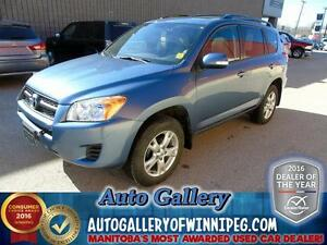 2012 Toyota RAV4 AWD *Sunroof*