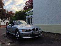 BMW Z3 2.0L STRAIGHT SIX ENGINE CONVERTIBLE 2000 SPORTS CAR