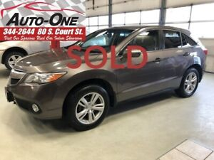 2013 Acura RDX Base w/Technology Package