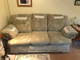 3 seater 2 seater + chair