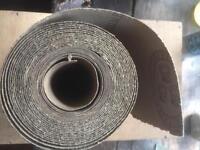 Roll of sandpaper