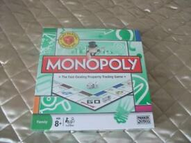 Brand new Monopoly Classic Board Game from Hasbro Gaming - 2