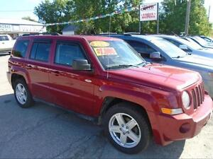 2010 Jeep Patriot Sport 4WD Peterborough Peterborough Area image 1