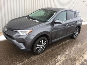 2016 Toyota RAV4 LE ALL WHEEL DRIVE | FACTORY WARRANTY | AC |...