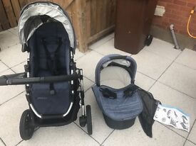 Uppababy Vista Pushchair