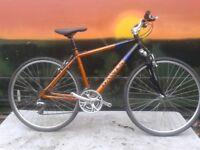 Dawes Discovery 401 Aluminium Hybrid Road Bike Commuter City Touring