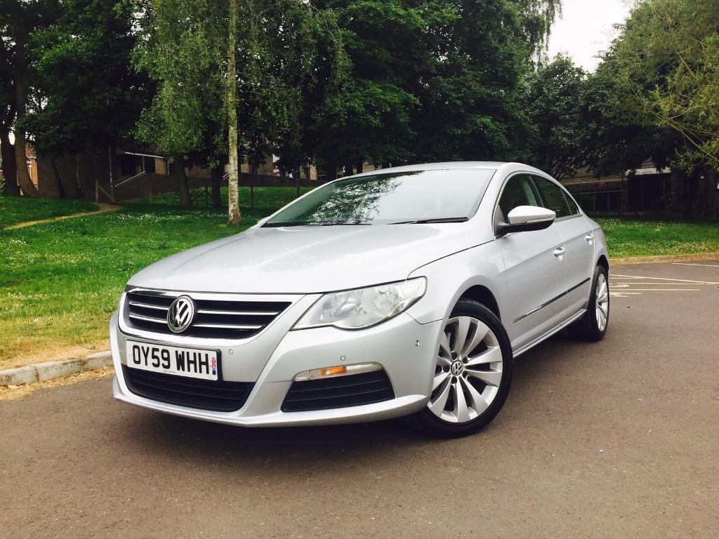 2009 volkswagen passat cc 2 0 tdi in yeovil somerset gumtree. Black Bedroom Furniture Sets. Home Design Ideas